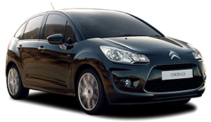Joyride Car Rental - citroen c3