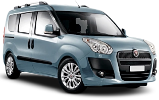Joyride Car Rental - fiat doblo