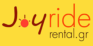 Joyride Car Rental - logo
