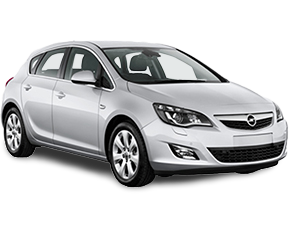 Joyride Car Rental - opel astra
