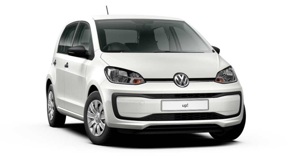 Joyride Car Rental - vw up